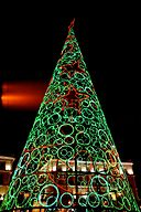 Christmas Tree in Madrid (4219621314)