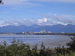 Downtown Anchorage 2006-09-10