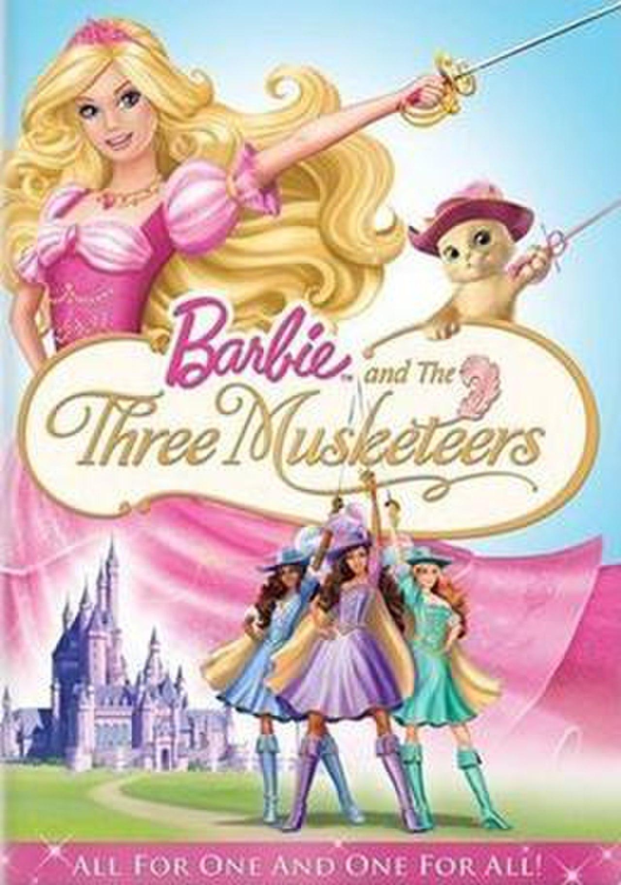 Barbie Y Los Tres Mosqueteros