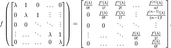 how to tell if a martrix is not diagonalisable