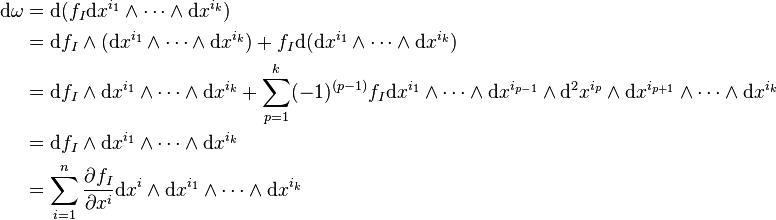 Exterior Covariant Derivative