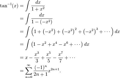 Geometric series - WOW.com
