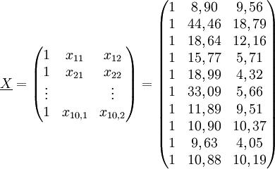 statistik regressionsanalyse wikibooks sammlung freier lehr sach und fachb cher. Black Bedroom Furniture Sets. Home Design Ideas