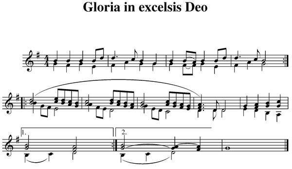 Weihnachtslieder Texte Sammlung.Liederbuch Gloria In Excelsis Deo Wikibooks Sammlung Freier Lehr