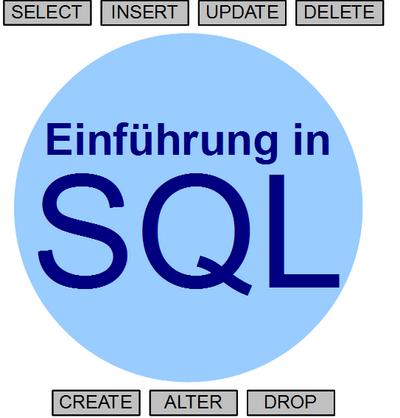 Einführung in SQL: Druckversion: Einführung – Wikibooks, Sammlung ...