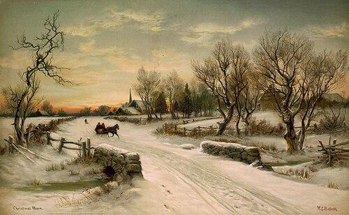 Alte Weihnachtskalender.Adventskalender 2004 Wikibooks Sammlung Freier Lehr Sach Und