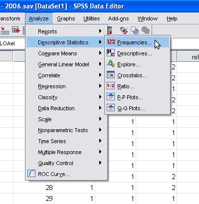 Descriptive Statistics Calculator