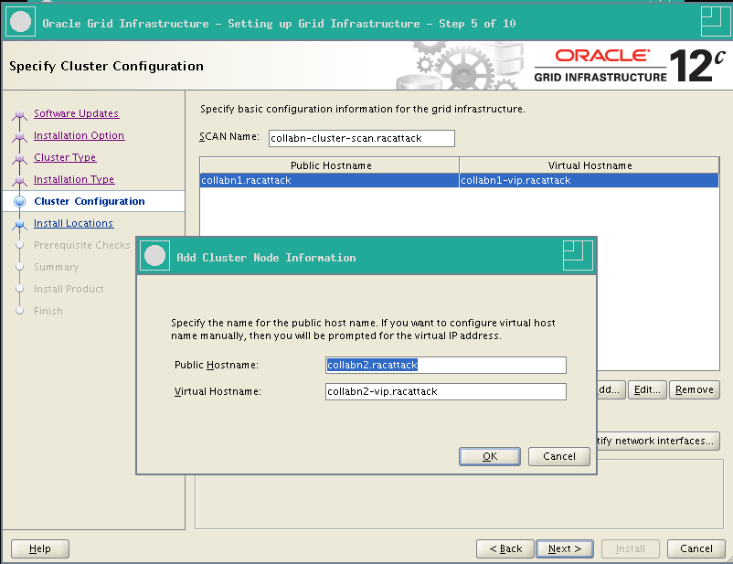 RA-Oracle_GI_12101-Install-Cluster configuration