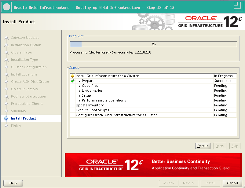 RA-Oracle_GI_12101-Install-Install product progress