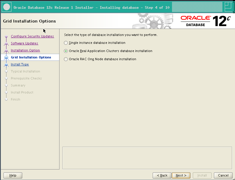 RA-Oracle_RAC_12101-Install-Grid Installation option