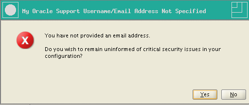 RA-Oracle_RAC_12101-Install-Address not specified