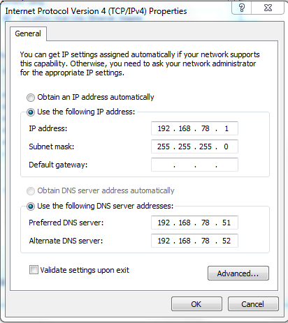 RA-Windows_7-Network IPV4 Properties