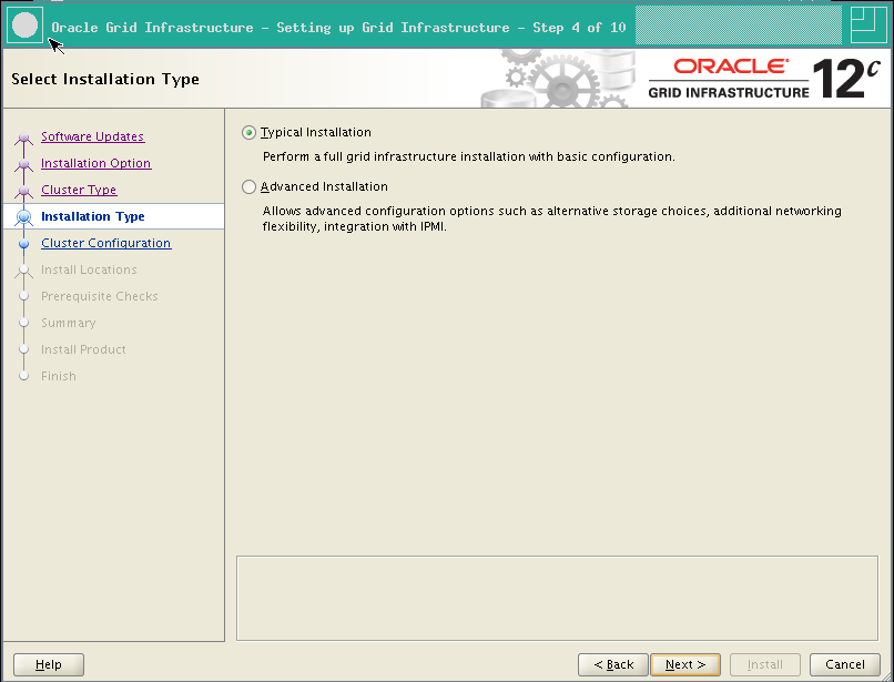 RA-Oracle_GI_12101-Install-Installation type