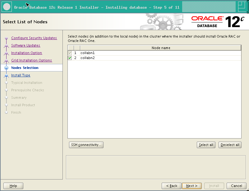 RA-Oracle_RAC_12101-Install-Node selection