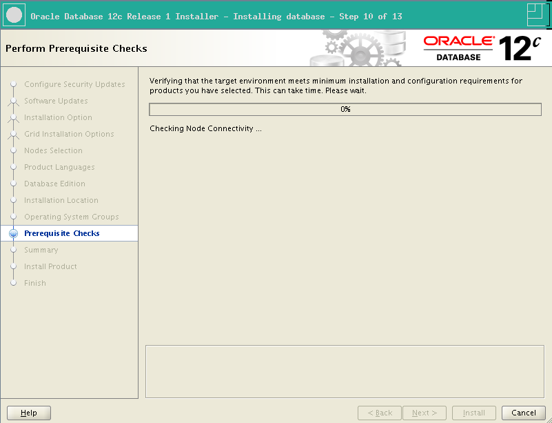 RA-Oracle_RAC_12101-Install-Prerequisite checks