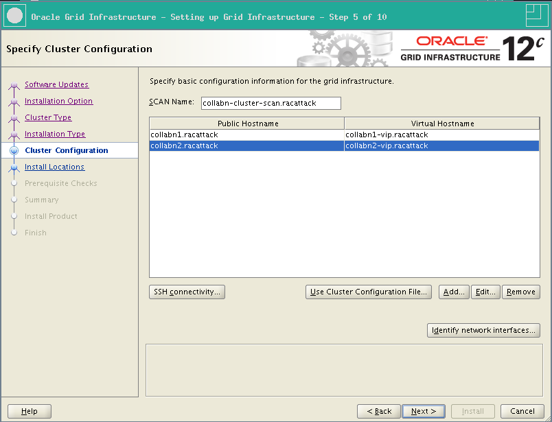 RA-Oracle_GI_12101-Install-Cluster configuration done
