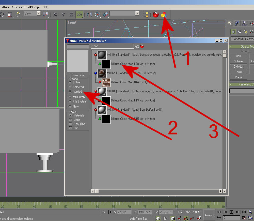 Gmax tutorial