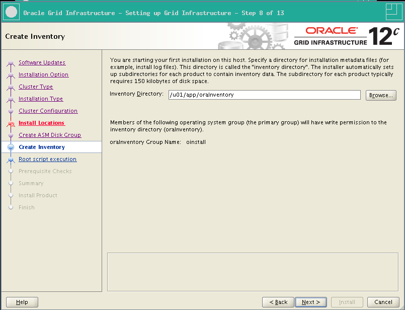 RA-Oracle_GI_12101-Install-Create Inventory