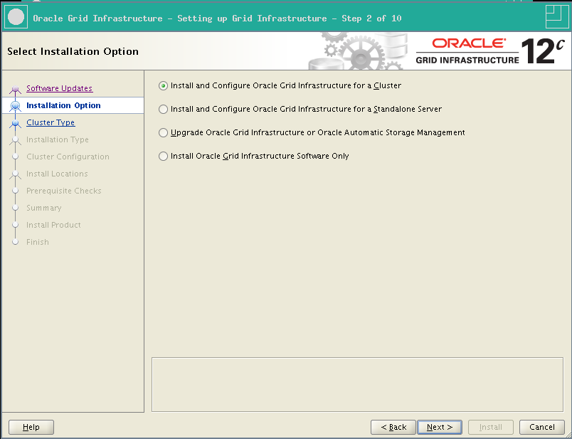RA-Oracle_GI_12101-Install-Installation option