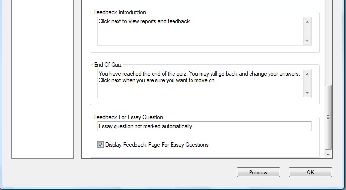 essay feedback software Feedback is critical to improving if effective feedback is designed into a performance management us office of personnel management 1900 e street.