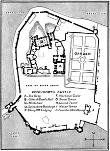 Castles Of EnglandPrint Version Wikibooks Open Books For An - Diagram of medieval castle layout