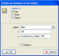 Gmaker create instance dialog.png
