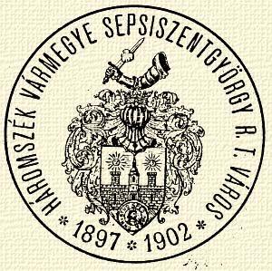 Címerhatározó/Sepsiszentgyörgy címere – Wikikönyvek