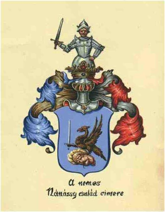 Nánássy címer, BOCSKAI.JPG