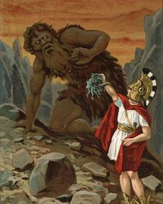 why was perseus a hero