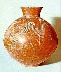 Yunani Kuno/Seni/Tembikar/Zaman Batu - Wikibuku bahasa