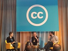 CCGS 2018 A Fireside Chat with Molly Shaffer van Houweling and Lawrence Lessig,hosted by Claudio Ruiz (FA).jpeg
