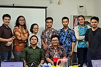 November 28 2015 Pelatihan Wikipedia Public Virtue Institute.jpg