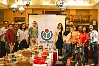 2017 Wikimedia movement strategy discussion in Indonesia 25.jpg