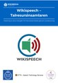 Flyer about Wikispeech 2019 (Swedish).pdf