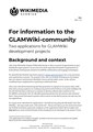 ForCommunityInformation - Applications to the Swedish Innovation Agency.pdf