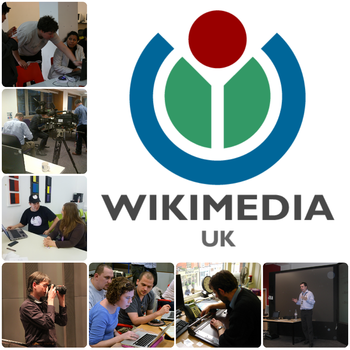Volunteer with Wikimedia UK