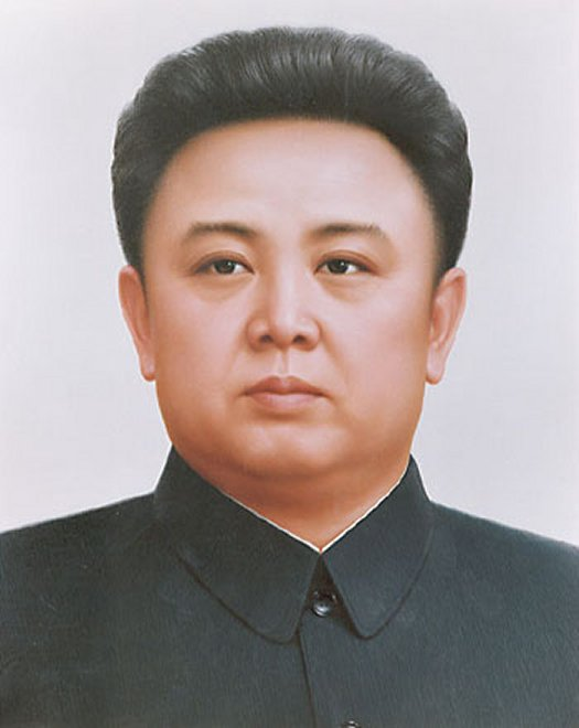 leader of north korea kim jong il reported to have suffered