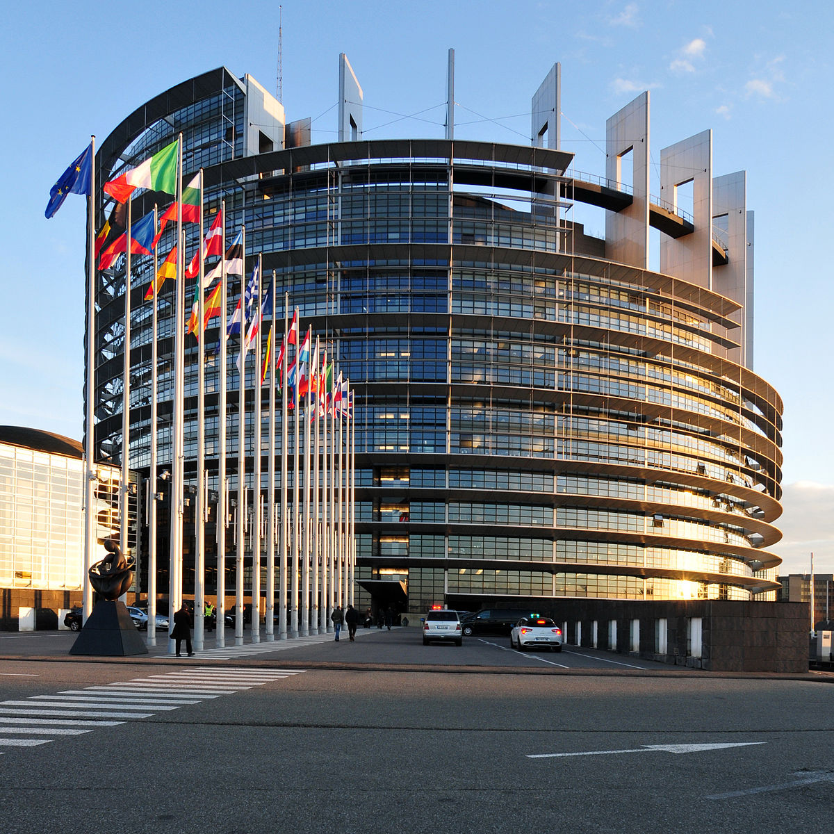 wiki loves the european parliament in strasbourg wikinews the free news source. Black Bedroom Furniture Sets. Home Design Ideas