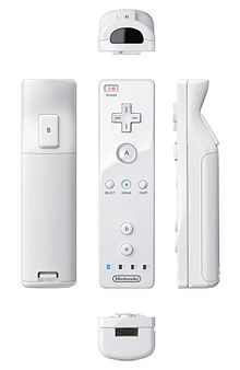 Nintendo unveils controller for Revolution console - Wikinews, the