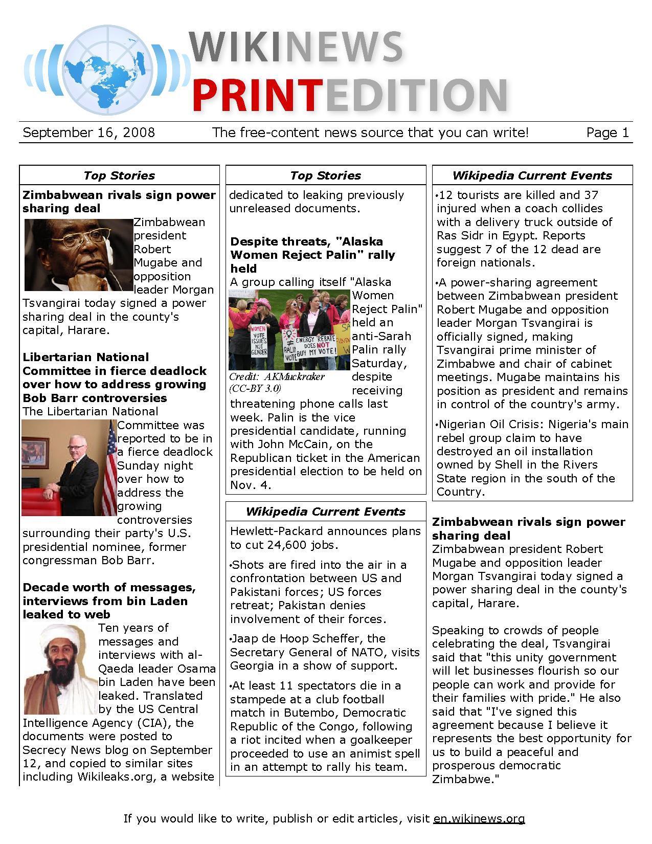 File:16September2008 pdf - Wikinews, the free news source