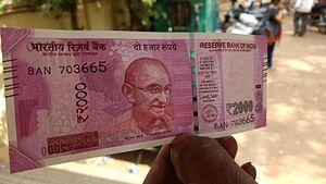 India discontinues ₹500, ₹1000 denominations