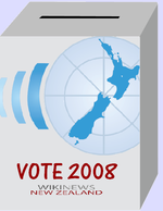 New Zealand General Election