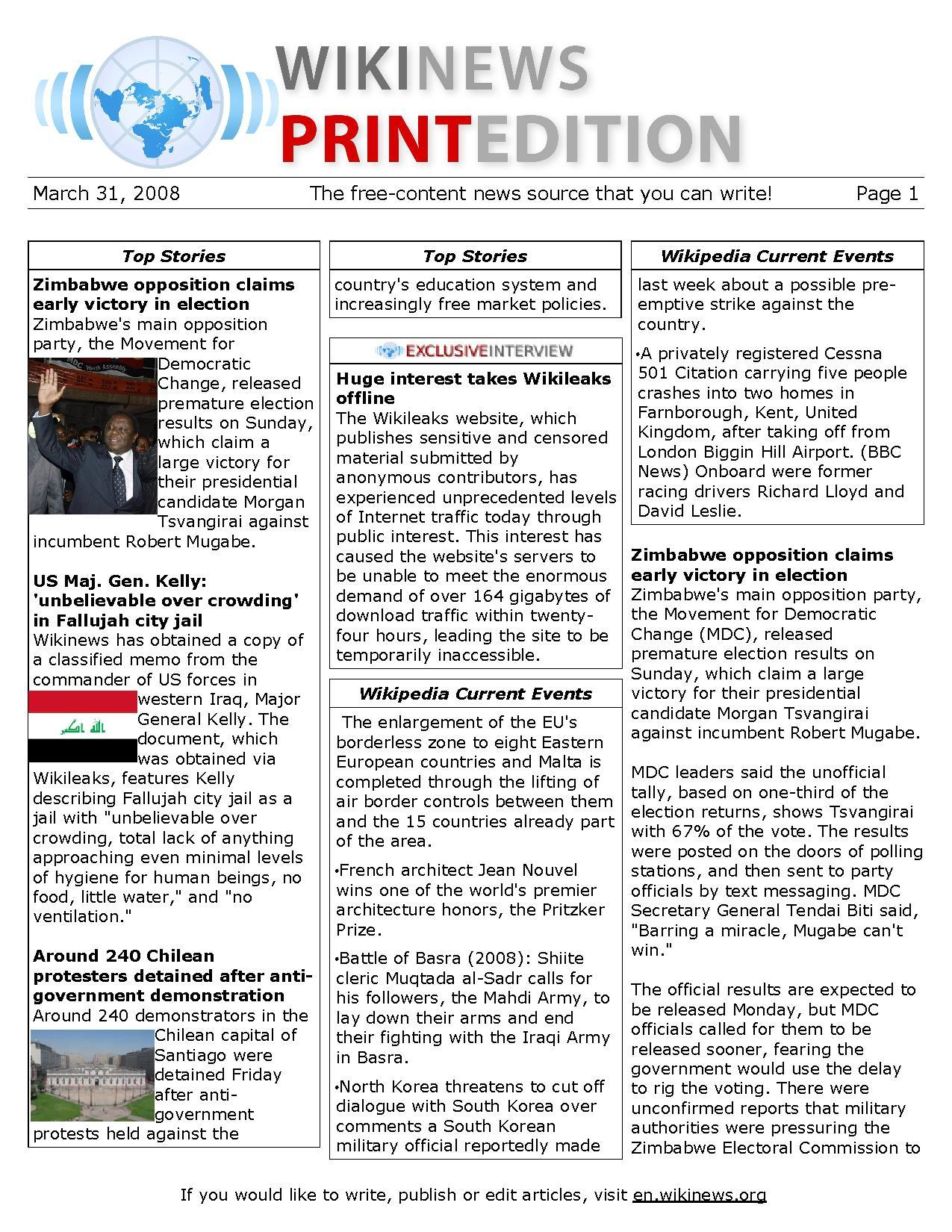 File:31March2008 pdf - Wikinews, the free news source