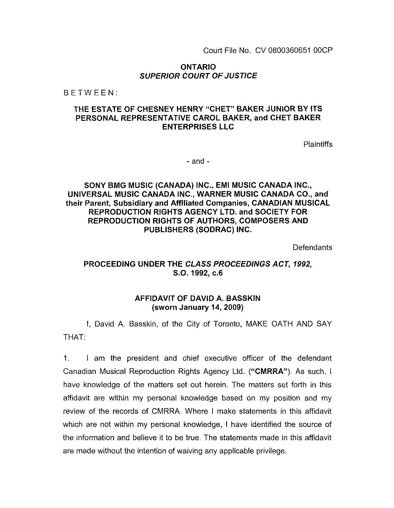 File:Affidavit Of D. Basskin, Sworn 09 01 14.pdf  Affidavit Of Sworn Statement