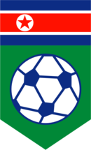 DPR Korea Football Association logo. Credit: Asian Football Confederation