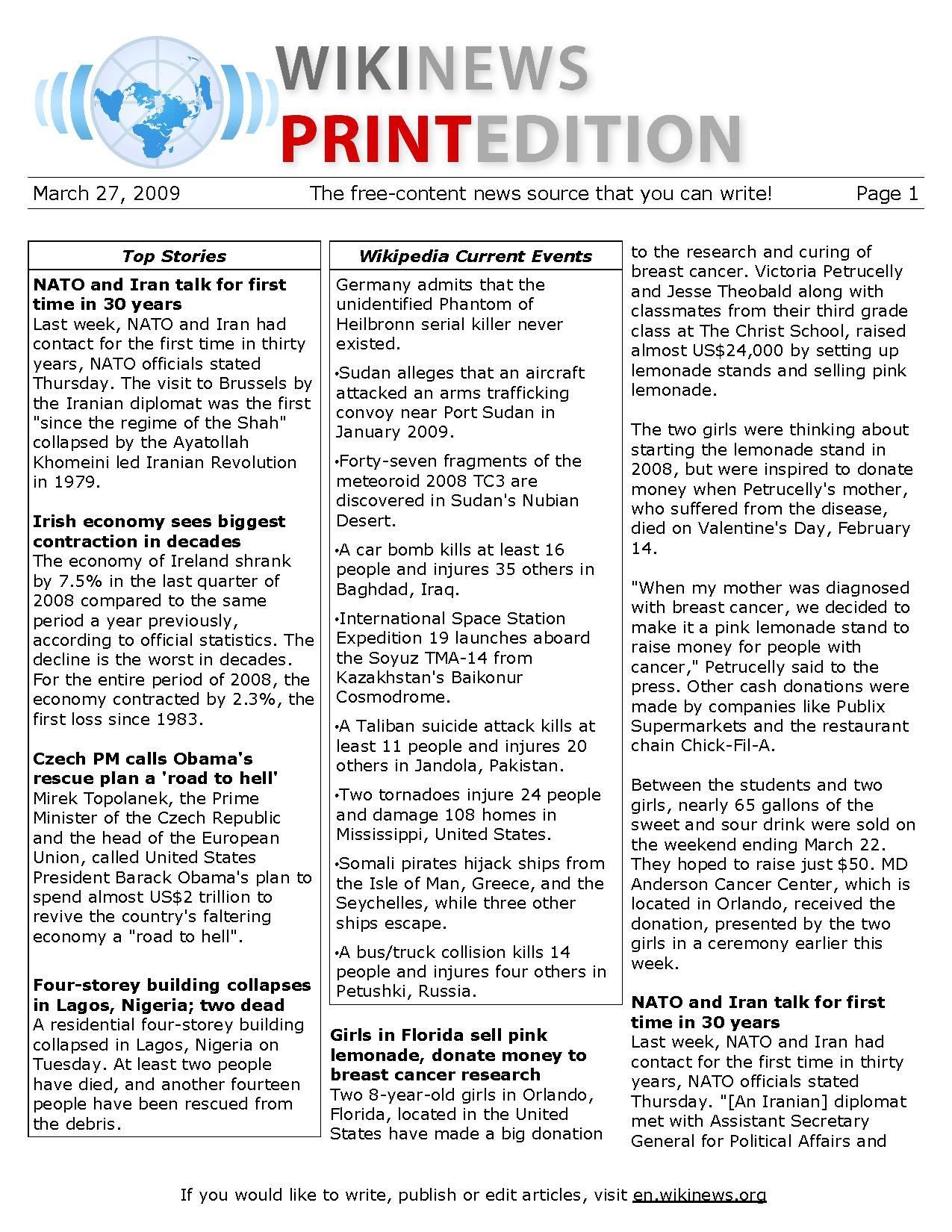 File:27March2009 pdf - Wikinews, the free news source