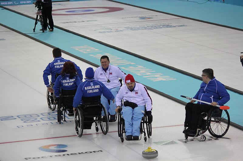 File:Sochi Wheelchair Curling 5.jpg