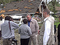 Jay Nixon April 23, 2011 tornado damage.jpg