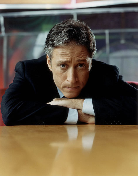 "The image ""http://upload.wikimedia.org/wikinews/en/thumb/b/b1/Jon_Stewart_Leaning_On_Desk.jpg/470px-Jon_Stewart_Leaning_On_Desk.jpg"" cannot be displayed, because it contains errors."