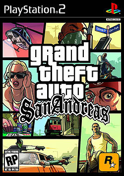 San andreas adult only
